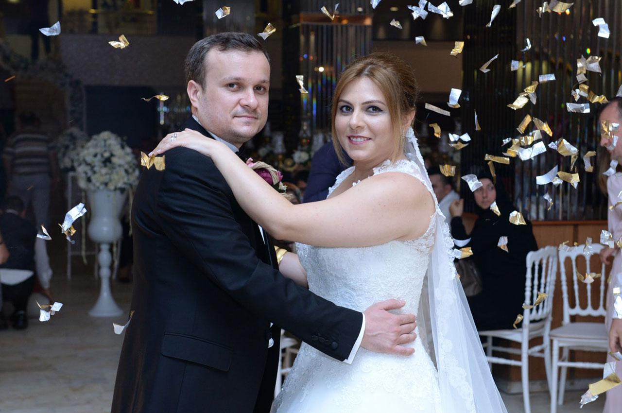 Funda & Yılmaz Düğün