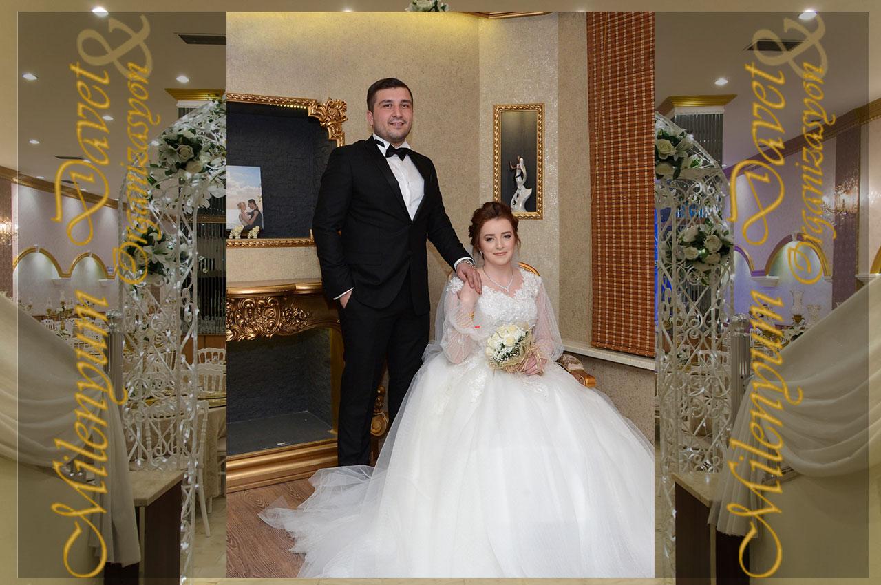 Seda & Oğuzhan Düğün